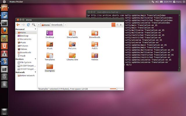 11 years of ubuntu history