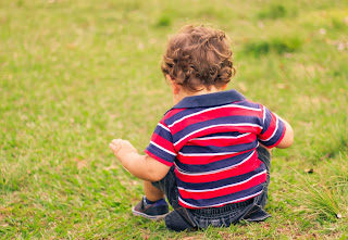 belajar Kesabaran dari seorang anak kecil