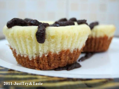 Resep Individual Cheesecakes
