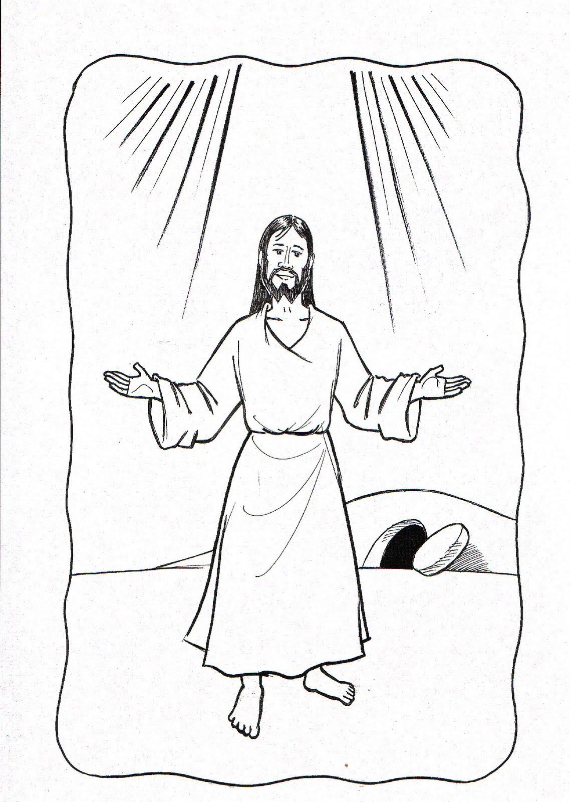 Materiales De Religion Catolica Resucito Fichas Y