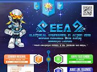 """Electrical Engineering In Action """"Peran Kreativitas Pemuda Di Era Teknologi dan Digital"""""""