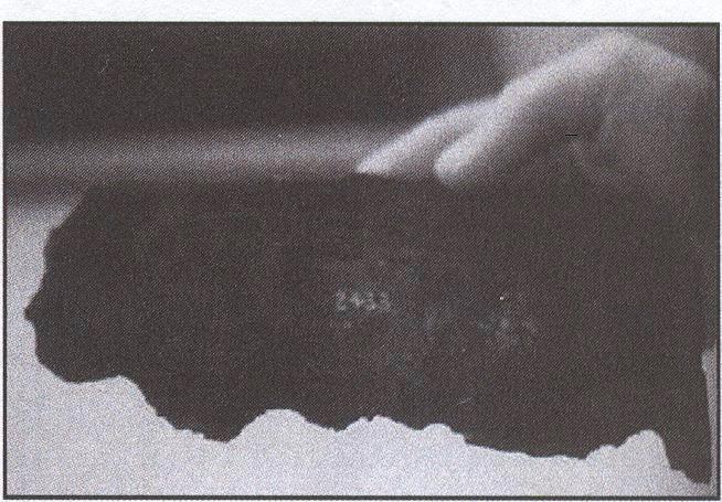 Βρέθηκε κομμάτι σίδηρου με νικέλιο που δεν υπάρχει στην Γη. Αποσιωποιήθηκε.