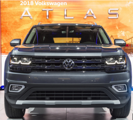 The super-sized Atlas isn't the three-row VW should build.