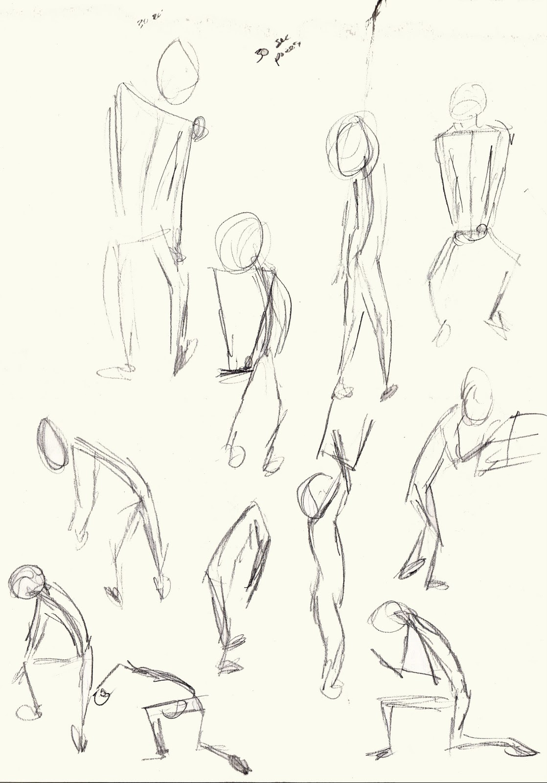 Nick Wake S Observational Drawing 1 December