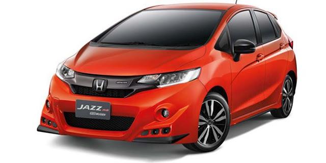 Honda Akan Rilis Edisi Terbatas Honda Jazz dan Honda City