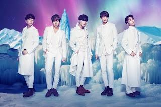 SHINee - Winter Wonderland Lyrics with Romaji