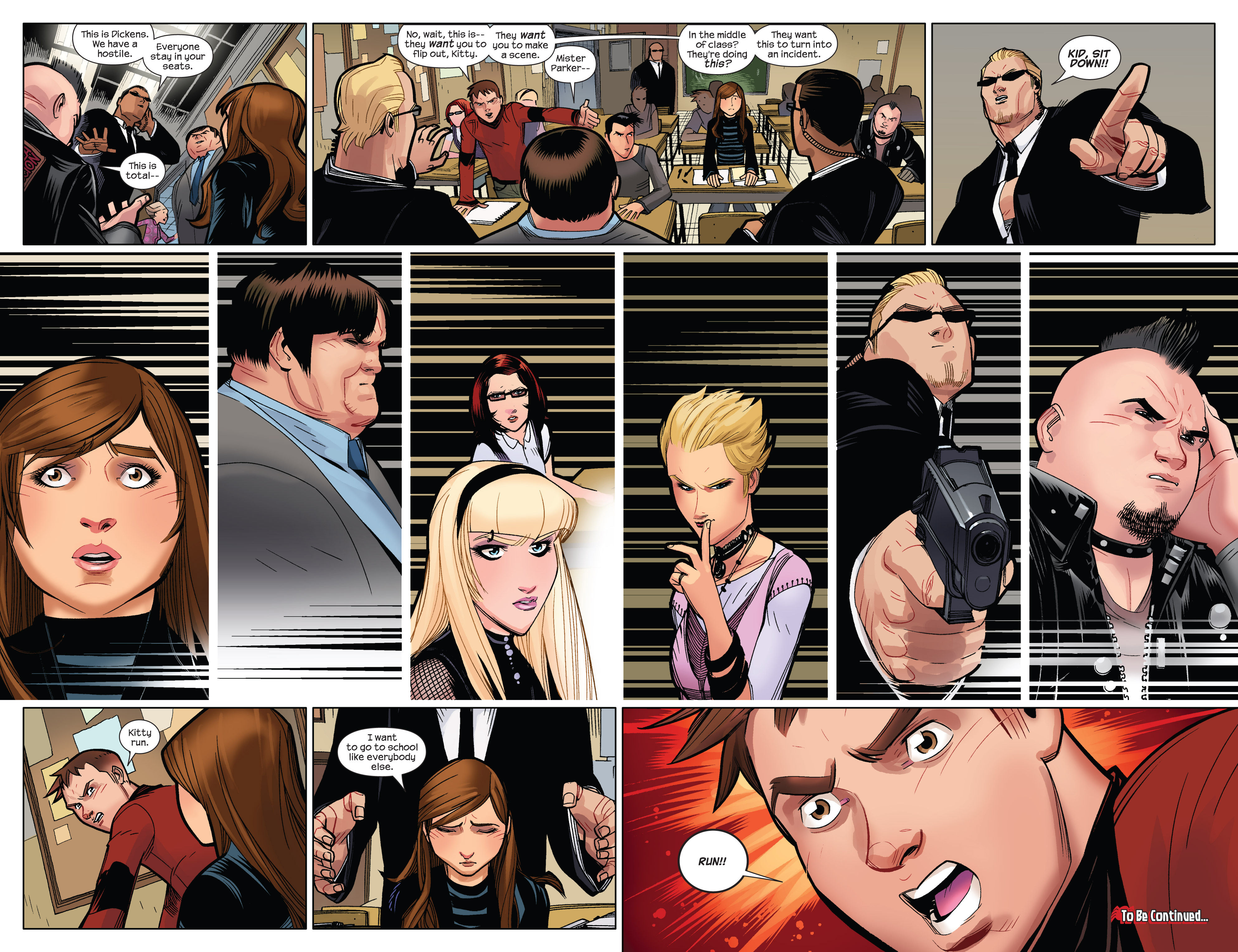 Read online Ultimate Spider-Man (2009) comic -  Issue #9 - 21