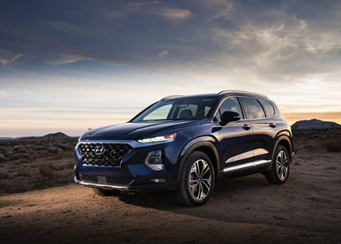 All New Hyundai The Grand Santa Fe