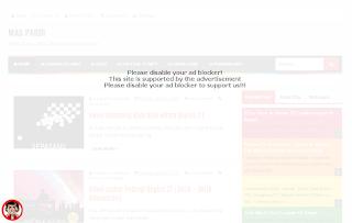 Memasang Adblock Killer Di Blog