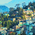 Gangtok - a small scenic town in the North-East