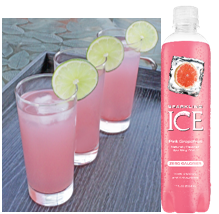 Pink Grapefruit & Gin Cocktail Recipe