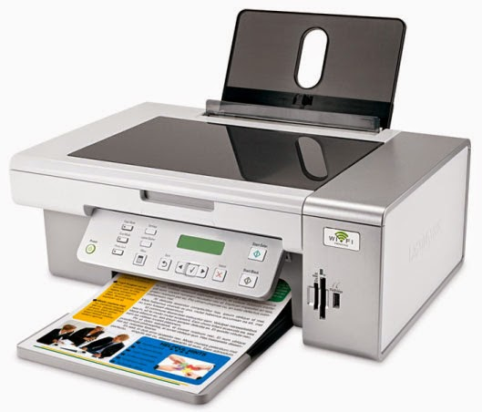 pilote lexmark x2670 pour windows 7