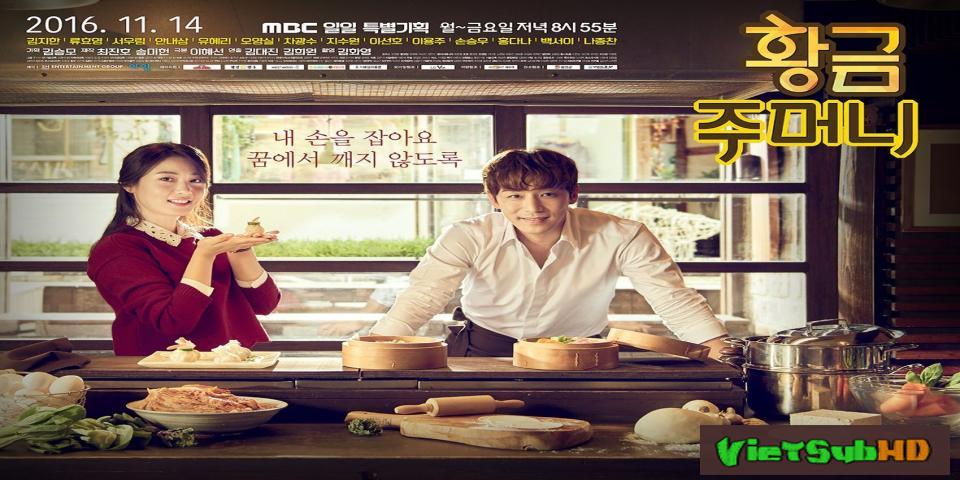 Phim Siêu Đầu Bếp Tập 84 VietSub HD | Golden Pouch 2016