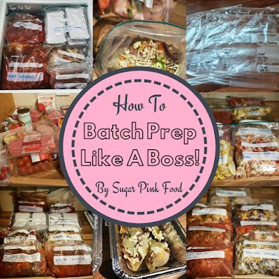 How to Batch Prep like a BOSS