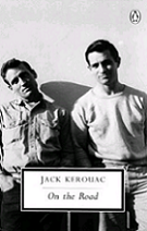 On the Road by Jack Kerouac book cover