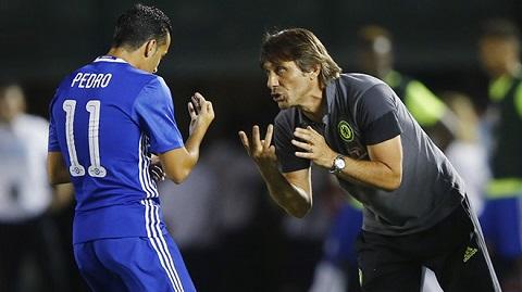 Pedro dưới thời Antonio Conte đã hoàn toàn lột xác ở Chelsea