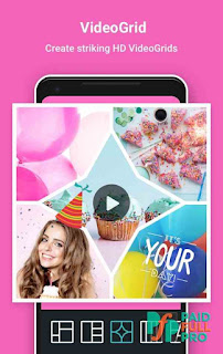 PhotoGrid Video And Pic Collage Maker Photo Editor Premium Mod APK