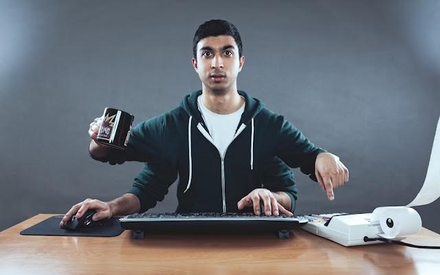 Perché il multitasking non funziona e come si mangia un elefante