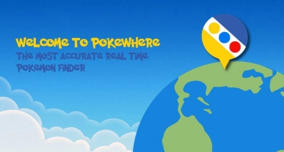 Download PokeWhere APK – Realtime PokeRadar v2.1.0