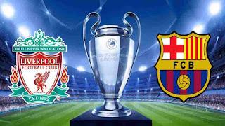 ماتش برشلونة ضد ليفربول بث مباشر