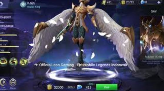 tanggal rilis hero Kaja Mobile Legends