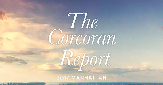 Manhattan Market Report - Third Quarter 2017