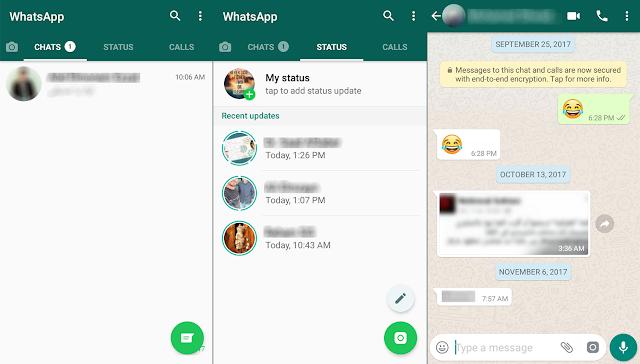 تنزيل أخر إصدار من تطبيق واتس اب 2017 لجميع الهواتف.