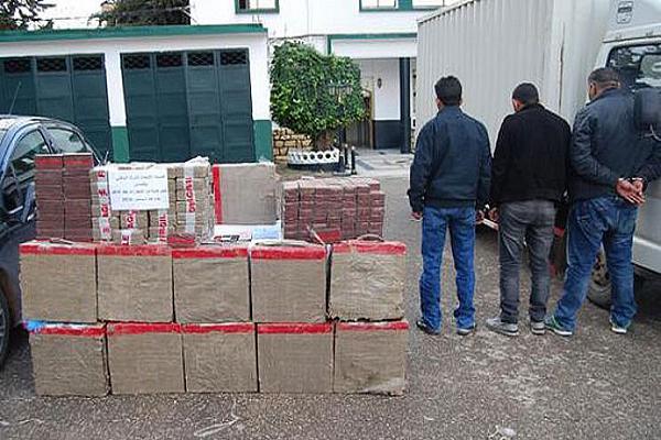 10سنوات سجن لعصابة متورطة في إغراق الشوارع بالمخدرات في الشلف