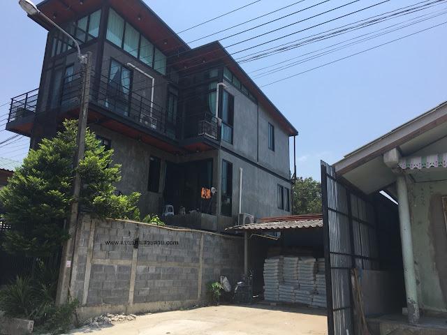 แบบบ้านสวย บ้าน3 ชั้น