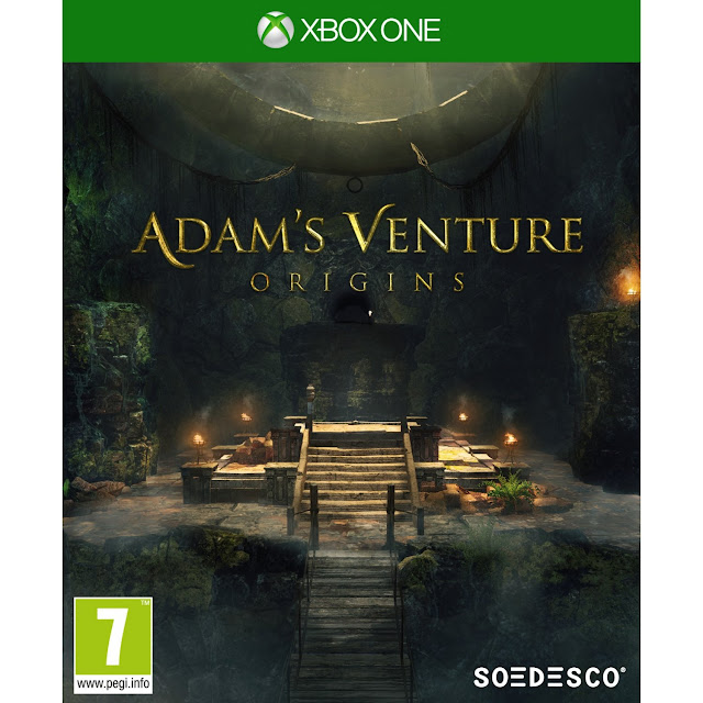 Download Adam's Venture Origins Game For PC