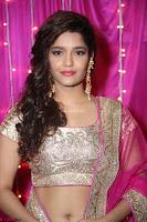 Ritika Sing in Golden Pink Choli Ghagra Cute Actress Ritika Sing ~  028.JPG