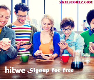 hitwe sign up for free