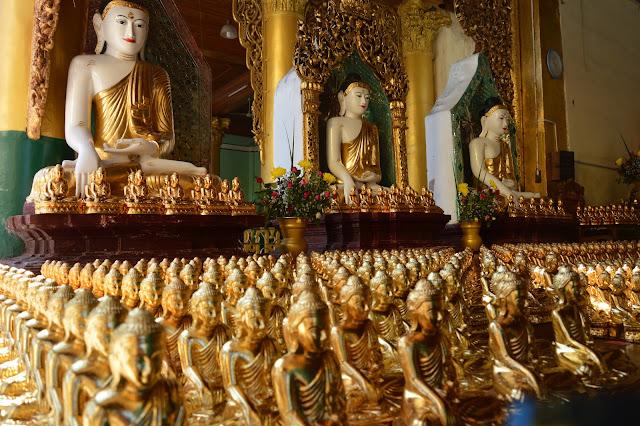 Bouddha Schwedagon