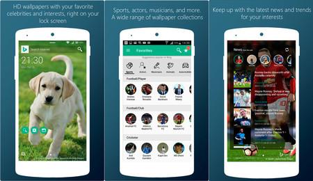 مايكروسوفت تطلق تطبيق قفل شاشة هاتف بطريقة جد مميزة
