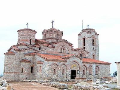 нововъзстановената църква