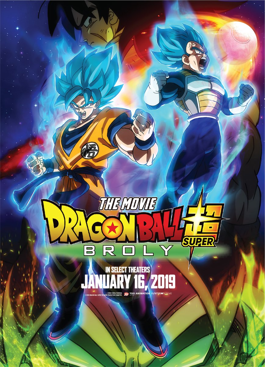Dragon Ball Super: Broly Episodios Completos Descarga Sub Español