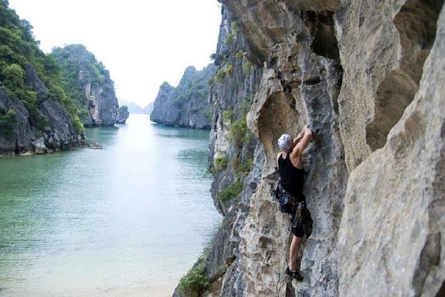 Experience adventurous trekking on Cat Ba Island 1
