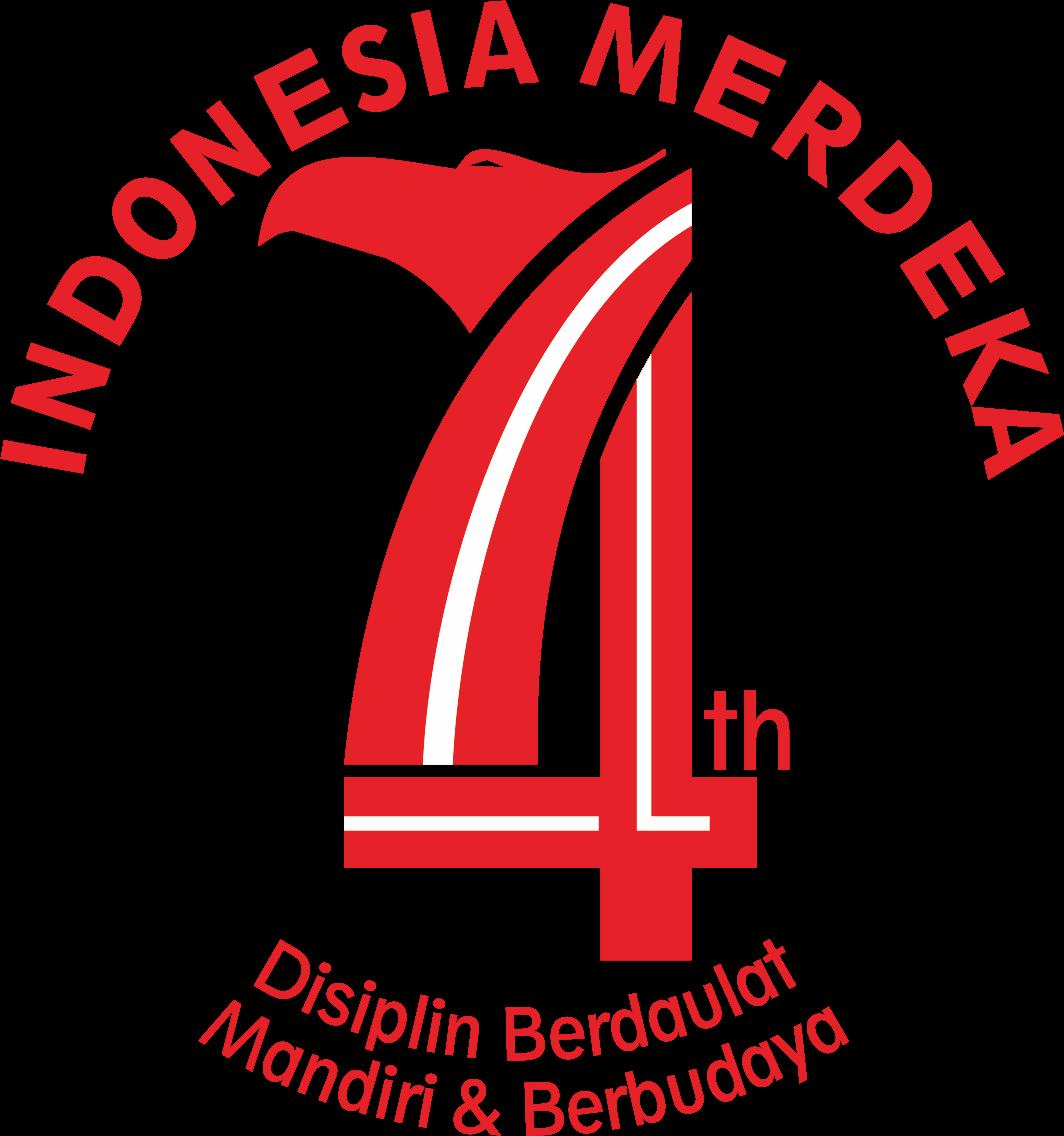 Logo Hut Ri Ke 74 2019 Resmi Nusagates