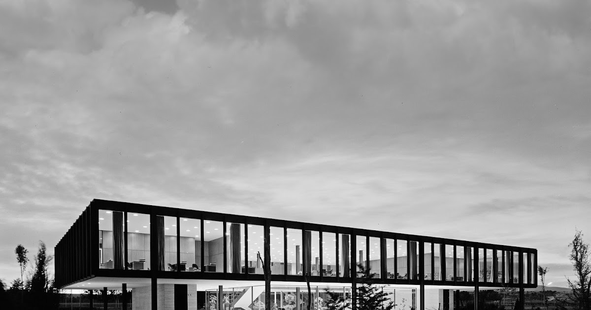 Bacardi Office Building Relae Design