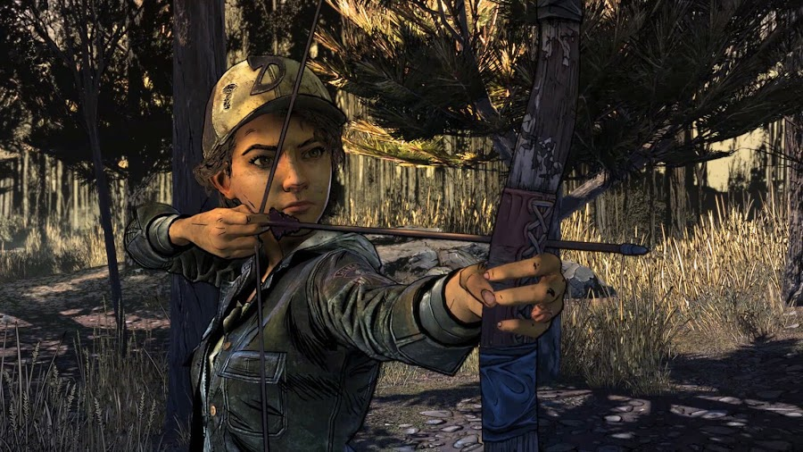 telltale walking dead season 4 clementine free demo