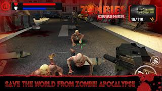 Zombie Crushers v1.11.3 Mod