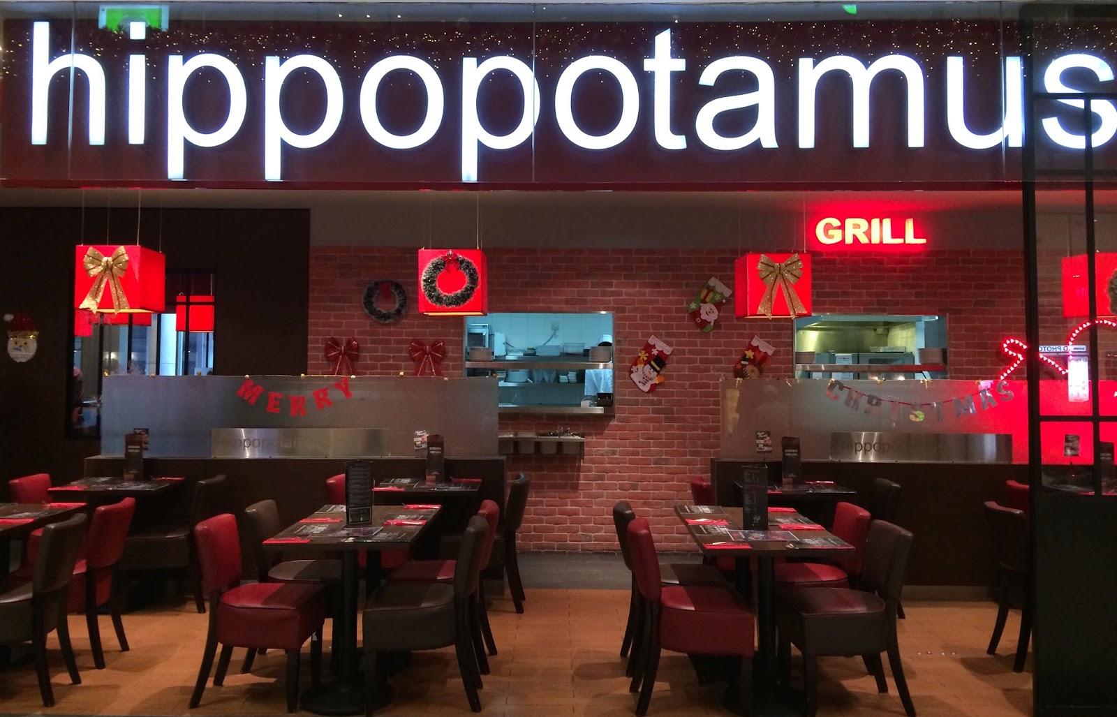 Closed hippopotamus restaurant grill hungry ghost - Hippopotamus restaurant grill ...