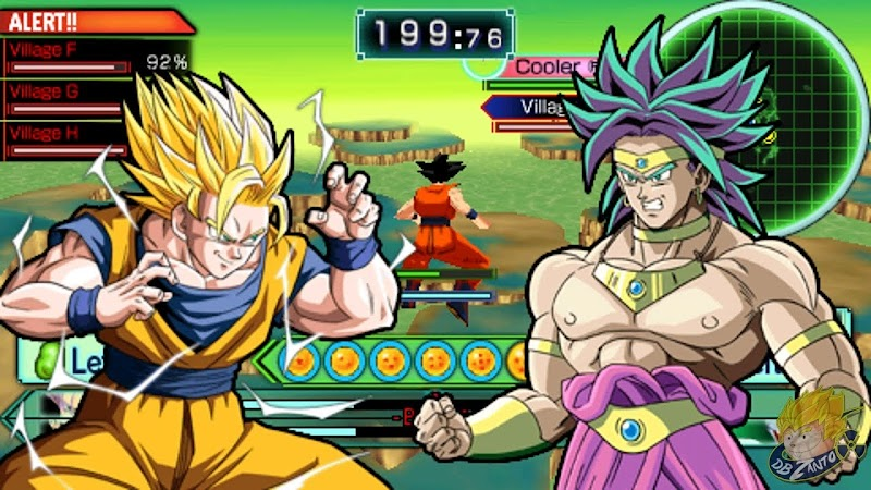 DRAGON BALL Z - ANOTHER ROAD