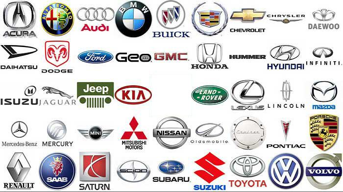 Supercars Gallery American Sports Cars Logos