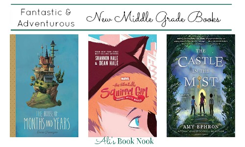 Fantasy and Adventure Books for Middle Grade Readers
