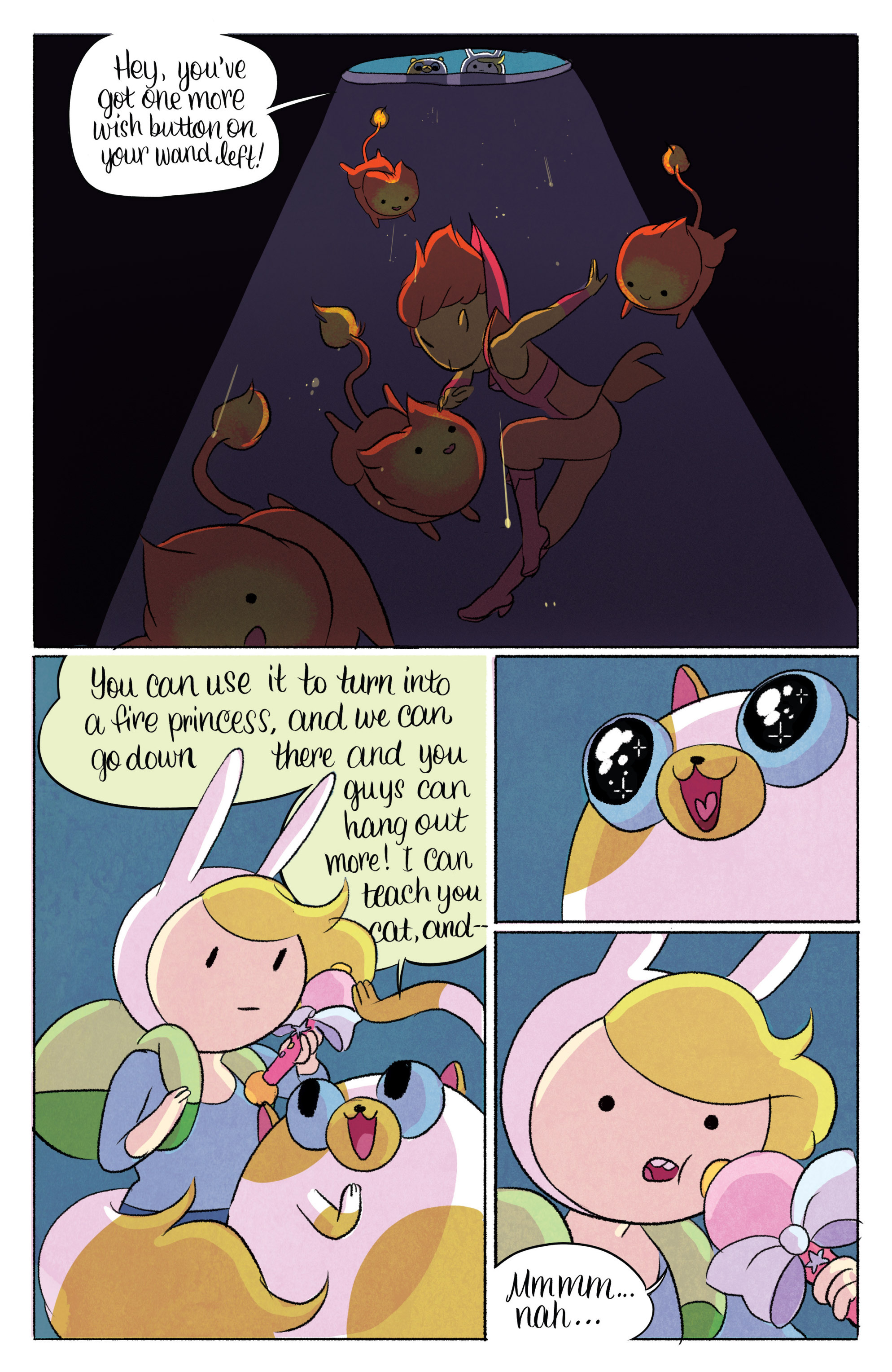 Read online Adventure Time with Fionna & Cake comic -  Issue #6 - 30