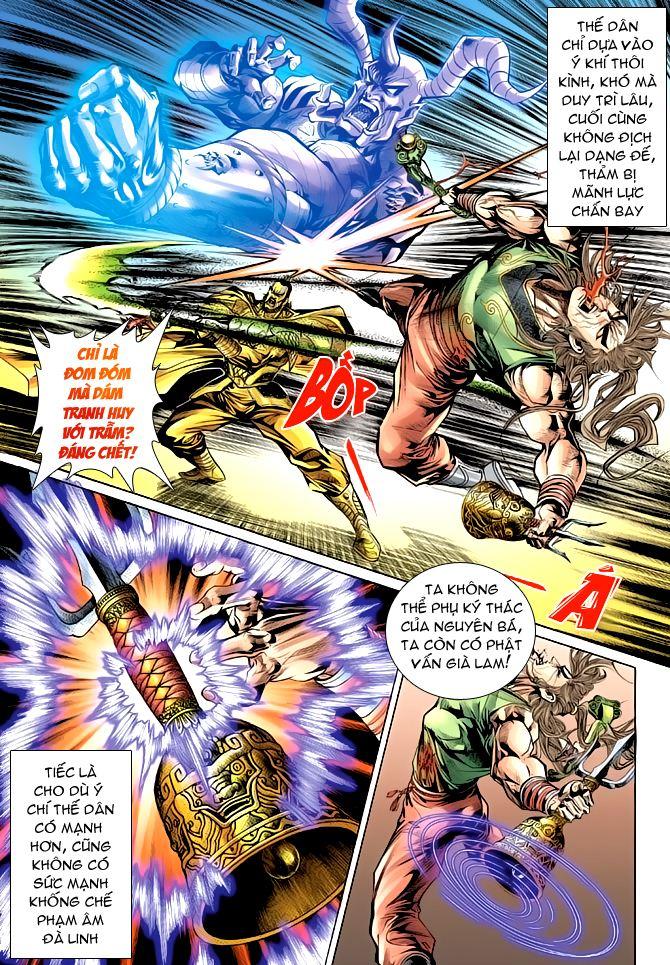 Đại Đường Uy Long chapter 55 trang 13