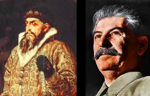 A submissão ao ditador do momento explica o 'Patriarcado de Moscou'. Desde Stalin, funciona como instrumento de repressão religiosa.