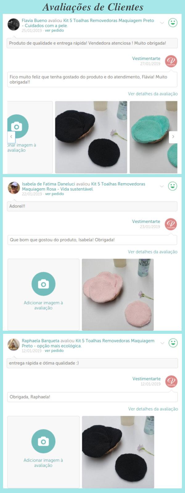 toalhas removedoras maquiagem avaliações