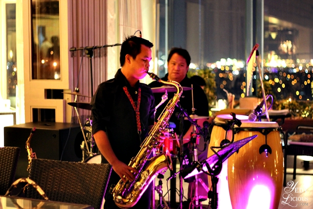 Band The Nest at Vivere Hotel